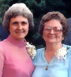 Mamma and Lou