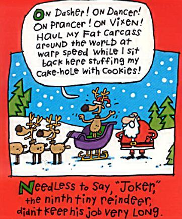 Photo Gallery of Absolute Randomness - Page 10 Funny-christmas-cartoon