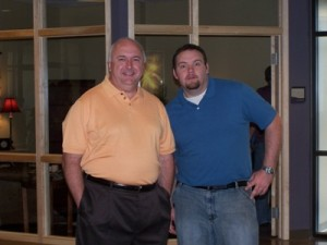 Joel and me 2