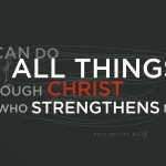 All Things, Jesus, and You