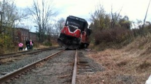 Train Derail