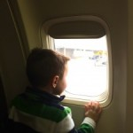 Questions Three-year-olds Ask on Airplanes