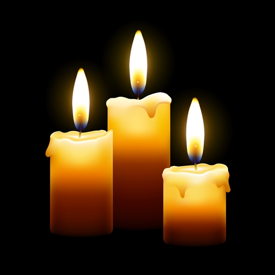 three candles 2