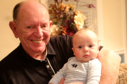 Grandpaw and Archer