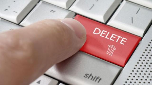 delete-ruthlessly