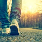 Walk! My One Word for 2017